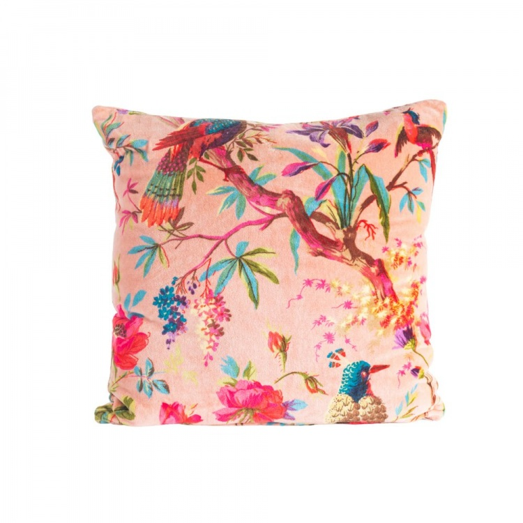 Dusty Pink Paradise Cushion