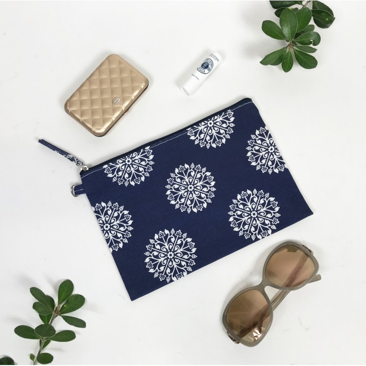 Navy Persia Pouch