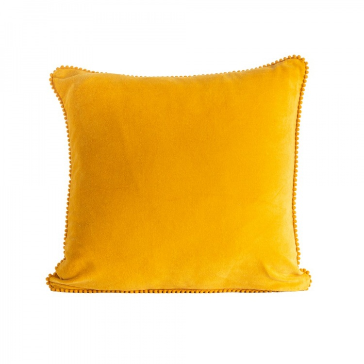 Gold Velvet Cushion
