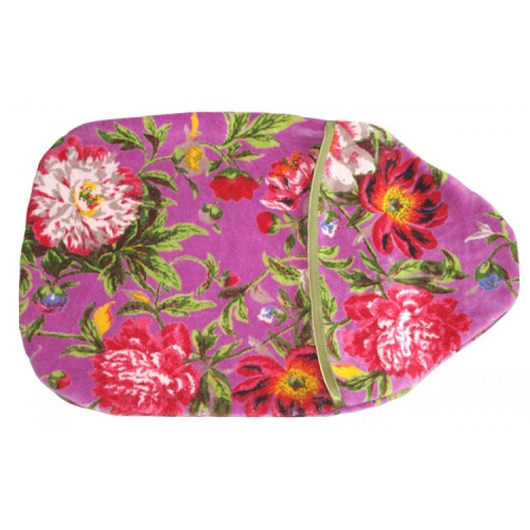Lilac Velvet Hottie Cover