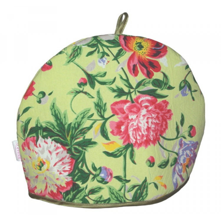 Lime Bloom Tea Cosy
